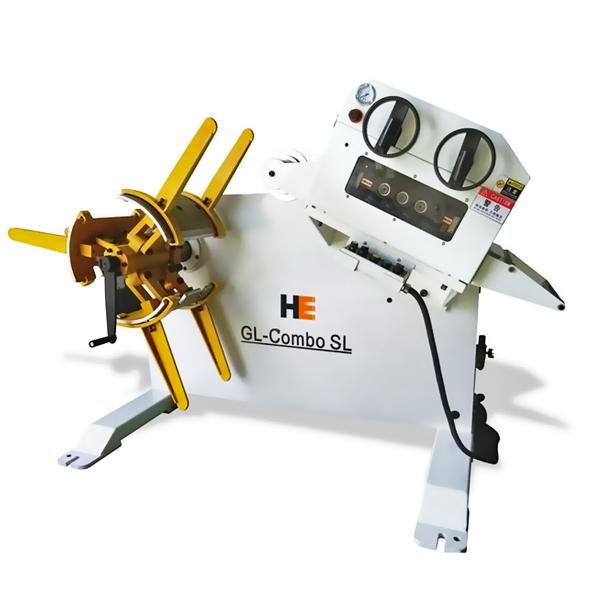 GL Decoiler Straightener Machine For Coil Feeding Line
