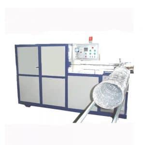 เครื่องผลิตท่อเฟล็กซ์อลูมิเนียม