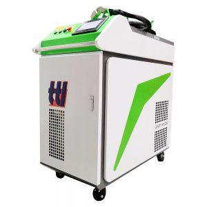 เครื่องเชื่อมไฟเบอร์เลเซอร์ Laser Welding Machine เครื่องเชื่อมเลเซอร์