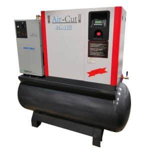ปั้มลมเครื่องตัดเลเซอร์ Air-Cut 3in1 Air compressor AC-15B