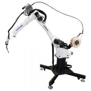 แขนกล อุตสาหกรรม R Series 10KG LRA1598-10-6A-C สำหรับงานโหลดเบาและโหลดขนาดกลาง มาพร้อมกับฟังชั่น 16 I/O สามารถปรับฟังชั่นได้อย่างง่ายดาย ใช้งานได้สะดวก Long arm type