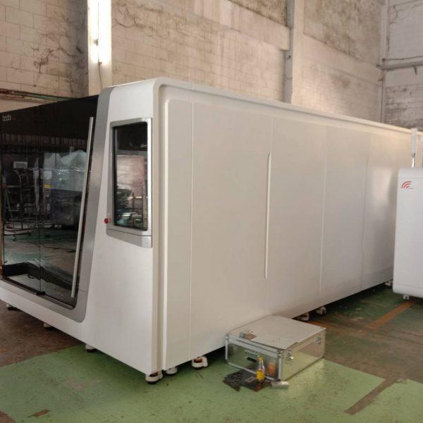 เครื่องตัดเลเซอร์ bodor P-3015 2000W max